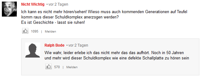 bild.de Kommentar-Screenshot
