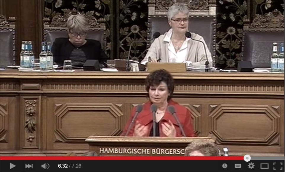 """Christa Goetsch über die Aufarbeitung des """"kolonialen Erbes"""" in Hamburg"""